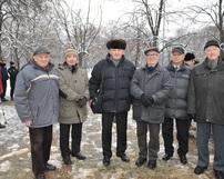 17 stycznia 2017 - pod pomnikiem Żołnierza 1, Armii Wojska Polskiego