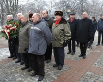 pomnikiem Żołnierza 1, Armii Wojska Polskiego