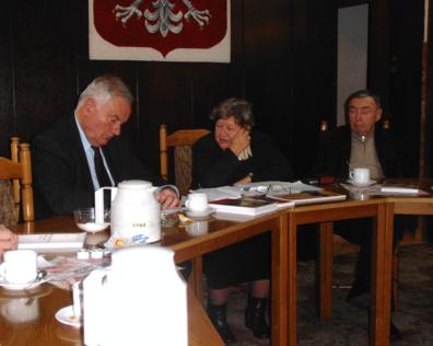 Spotkanie - 27 listopada 2014 r.