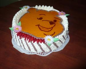 Tort ''Kubuś Puchatek''