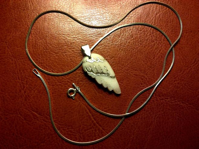skrzydełko anioła