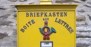 der Briefkasten - skrzynka pocztowa