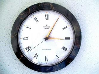 Ich kann sagen, wie spät ist es. - Potrafię powiedzieć, która jest godzina.
