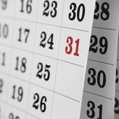 Welches Datum haben wir heute? - Którego mamy dziś? Heute ist dritte April. - Dziś jest trzeci kwietnia.