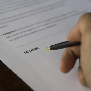 Bitte hier unterschreiben - Proszę tu podpisać.