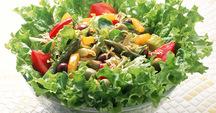 Ich achte sehr auf gesunde Ernährung. - Zwracam uwagę na zdrowe odżywianie.