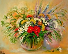 3/kwiaty polne 40-50cm  180.-