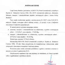 Gmina Brodnica 2017
