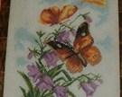 Motyle na dzwonkach