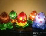 Jajka 10cm cena 25zł szt