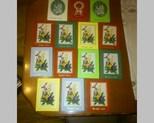 Kartki świąteczne otwierane z kopertą. Cena za 1 szt. 13zł