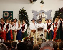 12 listopad 2016 - 40 lecie Zespołu Regionalnego Kliszczacy