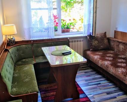 Pokój może służyć również jako apartament 2os