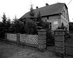 Dom w którym mieszkał Stachura - Grochowice