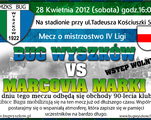 plakat na mecz 90-lecia klubu