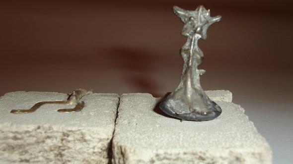 Участники и изделий из серебра