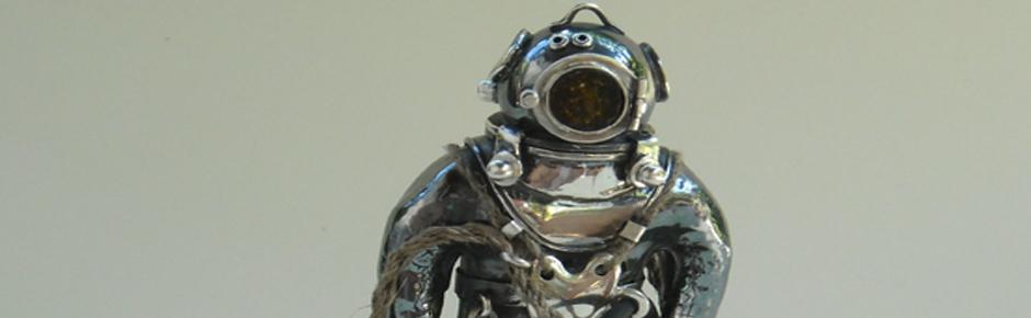 nurek - srebro oksydowane